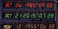 Тест: в какое время вам стоило бы отправиться, будь у вас машина времени