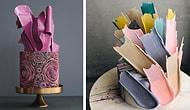 Мрамор, рваная бумага и шоколадные мазки: 6 кондитеров, которые создают само искусство