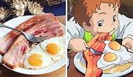 15 блюд из мультфильмов Хаяо Миядзаки и других аниме, воссозданных японкой