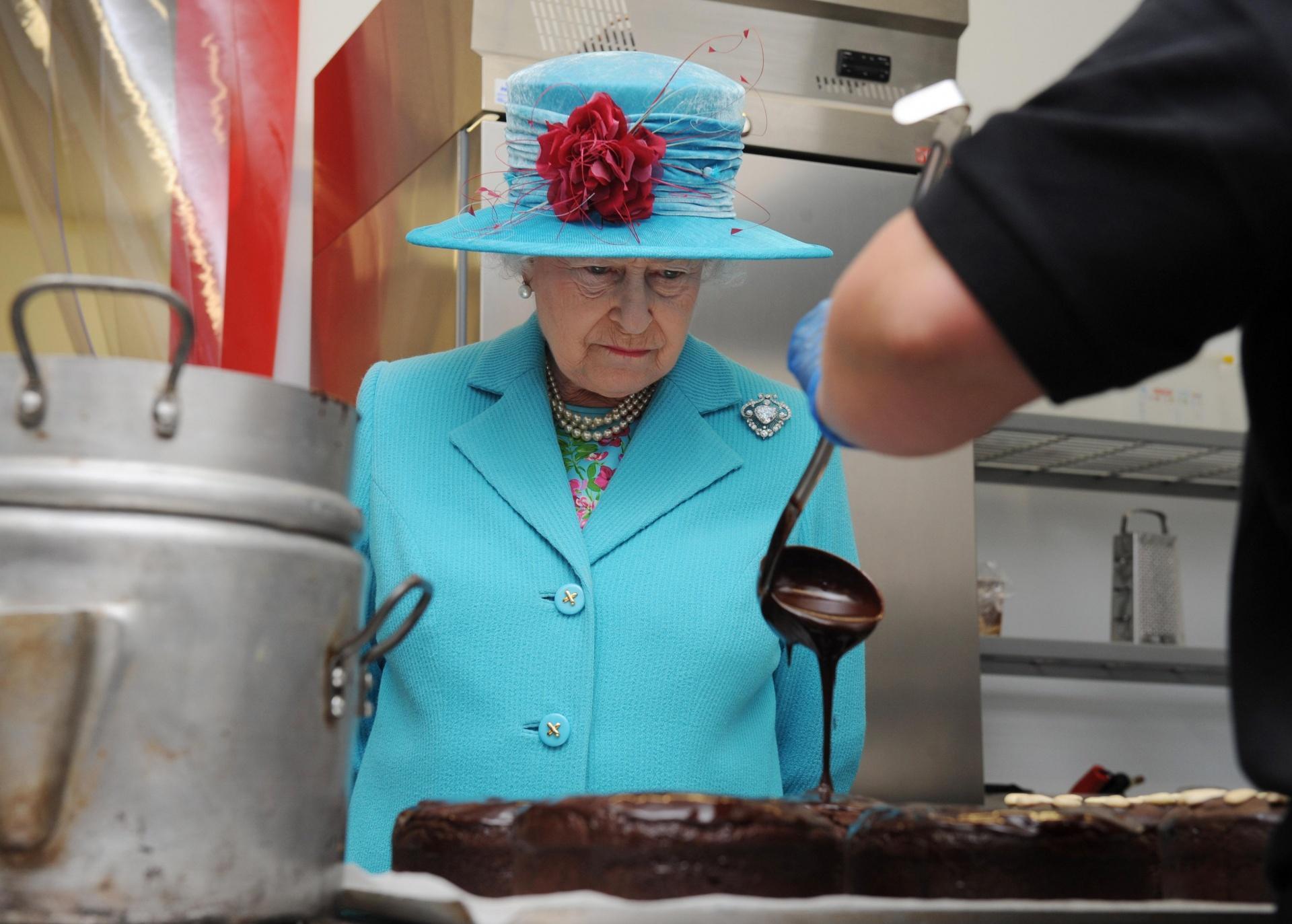 Королева никогда это не ест 9 нет в королевском меню