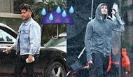 Что мне дождик проливной? 22 фото селебрити, которых папарацци подловили под дождём