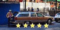 27 водителей Uber уровня «Бог»