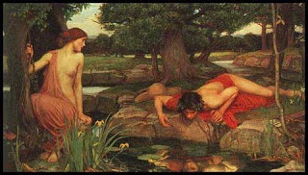 Narsisizmin Bitirdiği İki Genç: Ekho ile Narkissos