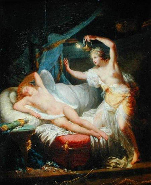 Aşk ve Ruhun Somut Hali: Eros ile Psykhe