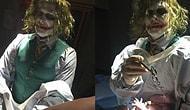 Когда ребенок появляется на свет в Хэллоуин: Роды у этой девушки принял сам Джокер!
