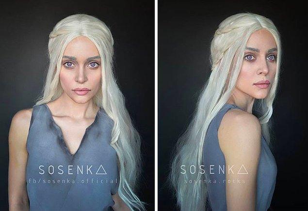 12. Daenerys Targaryen, Game Of Thrones