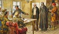 Россия 100 лет назад: Суровая реальность революции 1917 года в рисунках современника