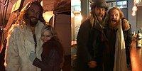 В ожидании нового сезона: Кхал Дрого не только воссоединился с Дейенерис Таргариен, но и подружился с Тормундом