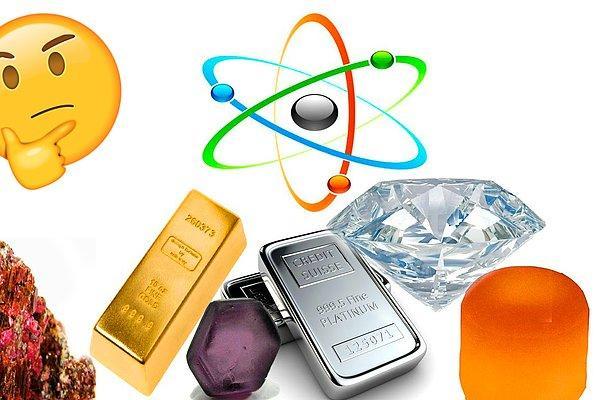 А вам слабо найти с первого раза самое дорогое из этих веществ?! :)