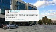 Kimin Kırdığı Bulunamadan Gitti: Ankara Büyükşehir Belediyesi'nin Önündeki Meşhur Fıskiye Kaldırıldı