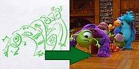 Тест: угадайте мультфильм Disney по детскому рисунку