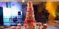Новость не для вегетарианцев: В моде торты из мяса!