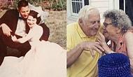 Тогда и Сейчас: Фото 20 пар, доказывающие, что настоящая любовь существует
