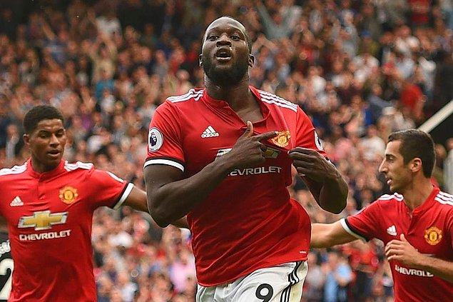 4. Romelu Lukaku: 84.7 Milyon Euro (Everton➡ Manchester United)