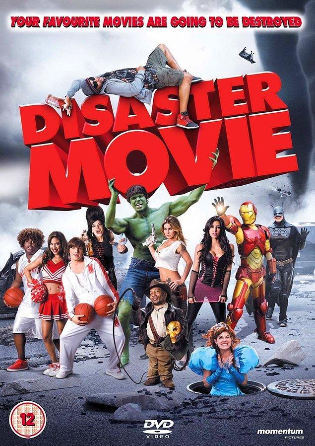 13. Disaster Movie (2008) / IMDb Puanı: 1.9