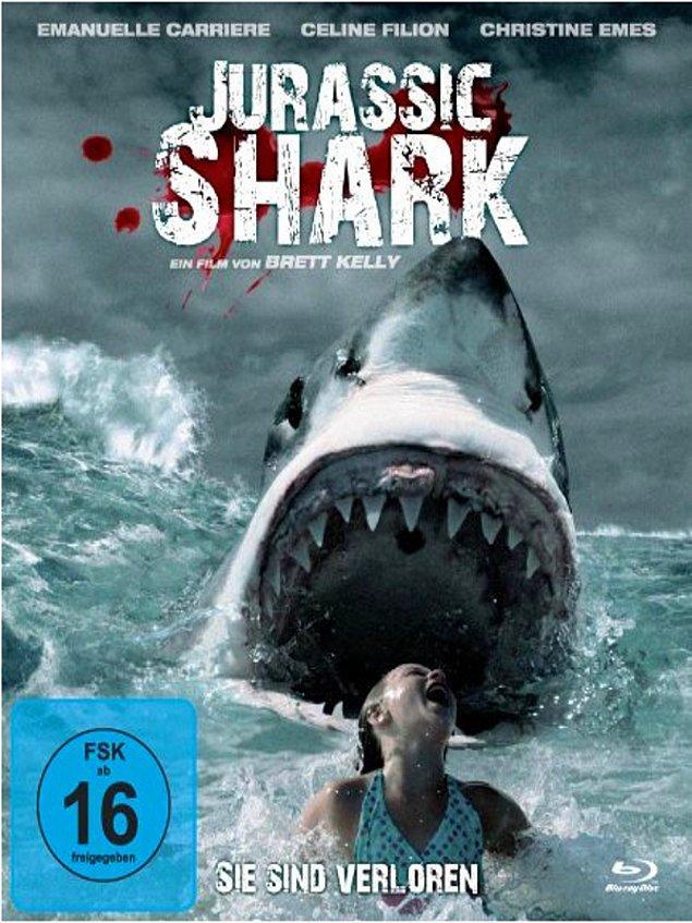 17. Jurassic Shark (2012) / IMDb Puanı: 1.9