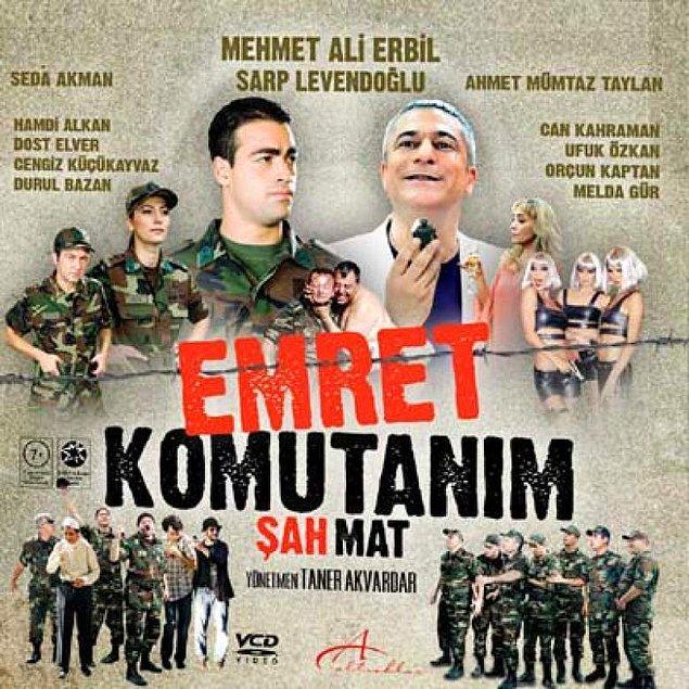 21. Emret Komutanım: Şah Mat (2007) / IMDb Puanı: 1.9