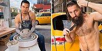 Сексуальные и смешные: горячие нью-йоркские таксисты обнажились для календаря