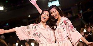 16 вау-фотоснимочков: что происходило за кулисами во время дефиле Victoria's Secret?