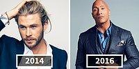 Самые сексуальные мужчины 1990-2017 гг. по версии журнала People