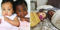 Эти очаровательные двойняшки с разным цветом кожи покорили интернет