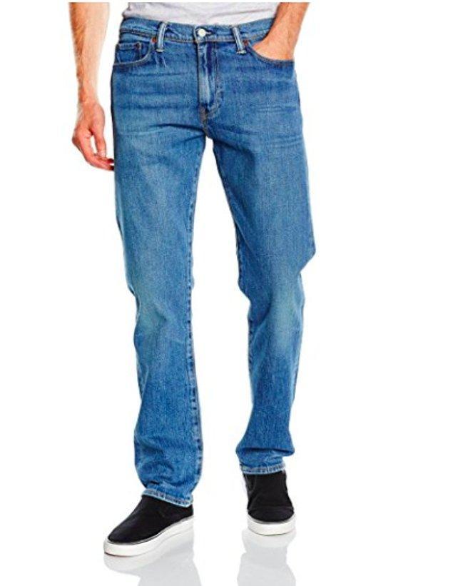 2. Tüm zamanların en iyisi olmayı başaran Levi's Kot Pantolon modelleri