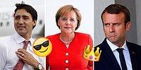 Тест: только всерьез разбирающиеся в политике люди смогут угадать 7/8 мировых лидеров по фото