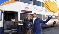 Минутка добра: две британки превратили двухэтажный автобус в приют для бездомных людей