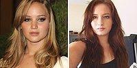 Эту 17-летнюю девушку принимают за Дженнифер Лоуренс: поразительное сходство