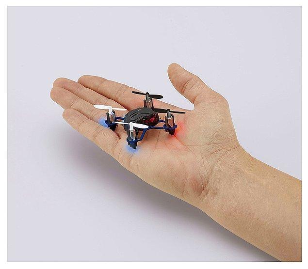 15. Dronelar altın çağını yaşarken drone ailesinin en minik boylu üyesi de hediye olarak mükemmel olmaz mıydı?