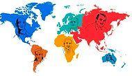 Karşınızda Dünya Zenginler Atlası: Peki Türkiye'den Kim Var?