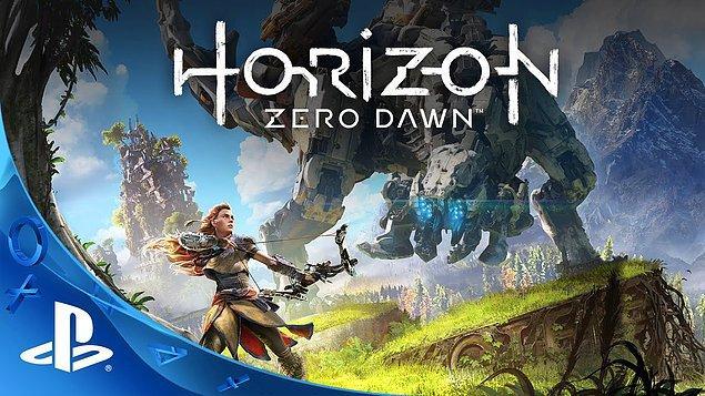 Horizon Zero Dawn - PlayStation