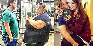 Эта история о похудении - чистая правда: как супруги Лекси и Дэнни Рид добились желамого веса