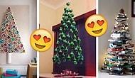 19 альтернативных идей для тех, кому наскучили советские новогодние елки