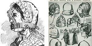 7 шокирующих орудий наказания, которые использовали в прошлом на женщинах