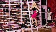 Любительницы обуви обзавидуются или обувные коллекции звезд!!!