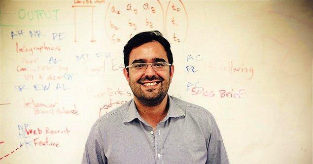 1. Azeem Azhar
