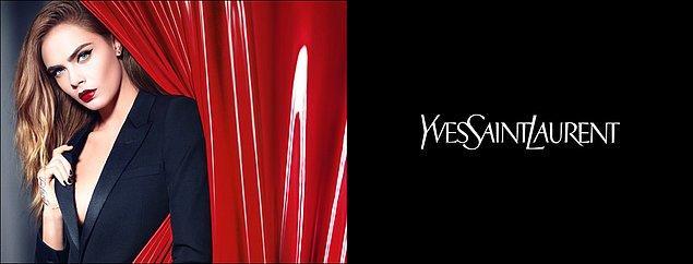 37. Yves Saint Laurent - İv Sen Loran