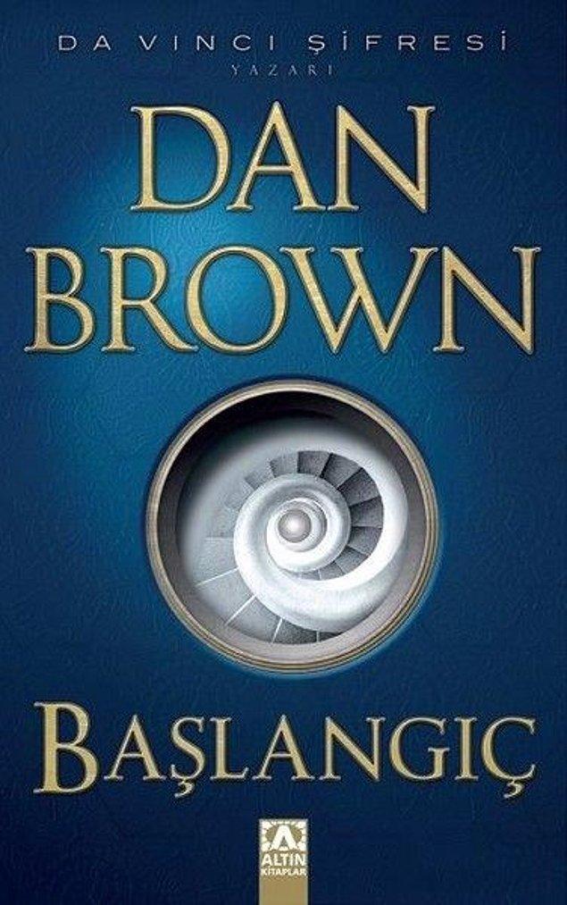 9. Başlangıç - Dan Brown