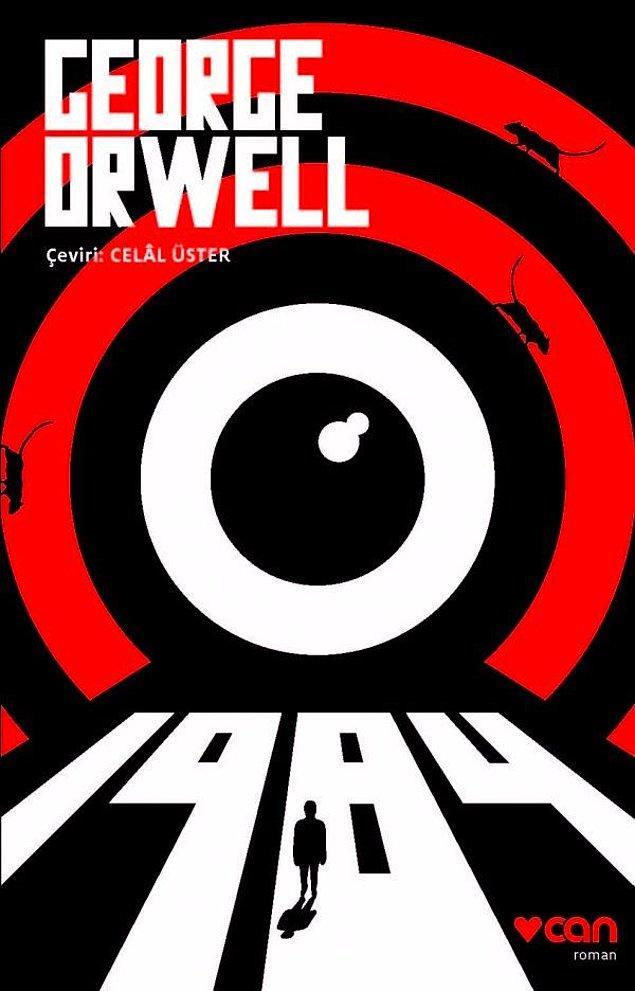 2. 1984 - George Orwell