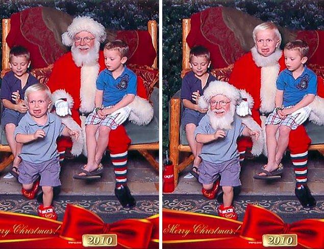 """14. """"Noel baba face swap'ı"""""""