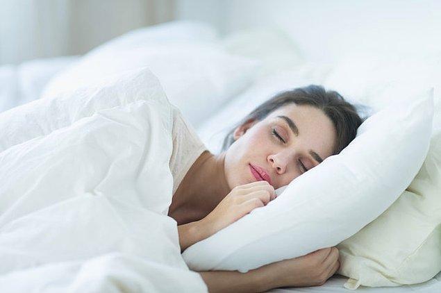 13. Çok fazla uyur musun?
