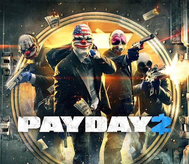 15. Payday 2