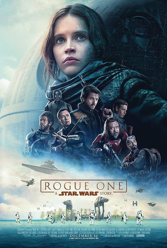 7. Rogue One: Bir Star Wars Hikayesi