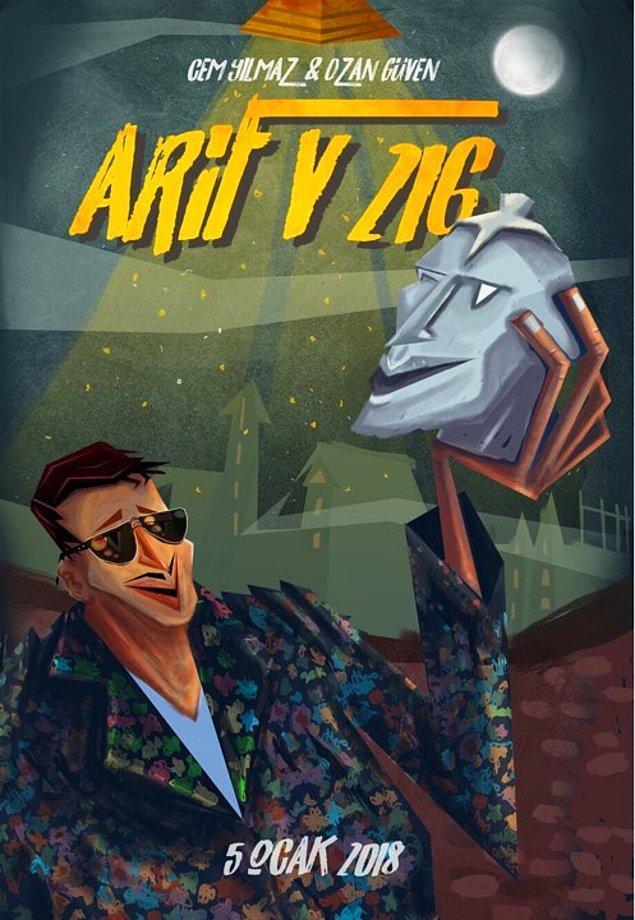 Arif V 216 / Cem Yılmaz
