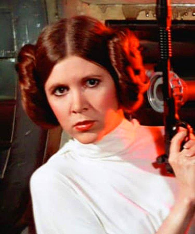 Prenses Leia çıktı!