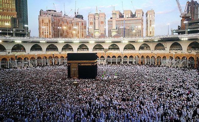 14. Kutsal topraklarda Ramazan. 📷 Ramazan Tugut
