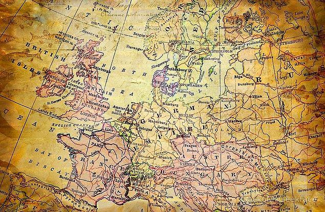 Batı Avrupa!