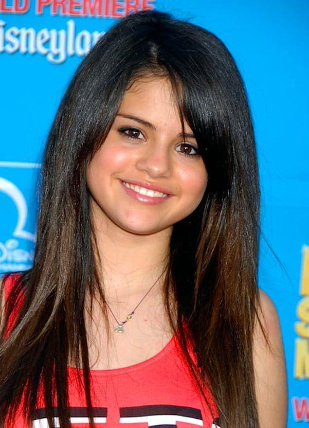 9. Selena Gomez