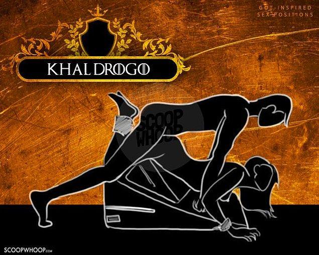 10. Khal Drogo